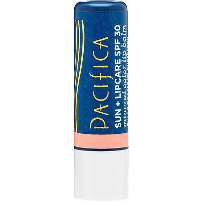 PacificaSun + Lipcare SPF 30 Mineral Color Lip Balm