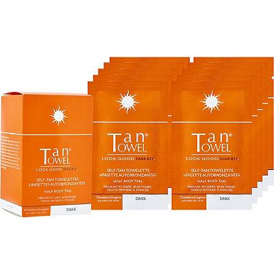 Half Body Tan Self-Tan Towelettes
