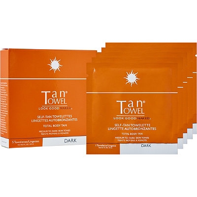 Total Body Tan Self-Tan Towelettes