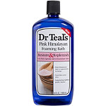 Dr Teal's Online Only Pink Himalayan Foaming Bath Restore & Replenish