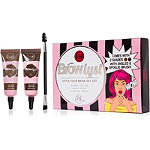 J.Cat Beauty Online Only Browlyst Brow Gel Set Brown