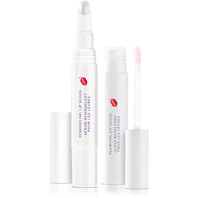 Lip Serum and Lip Gloss Duo