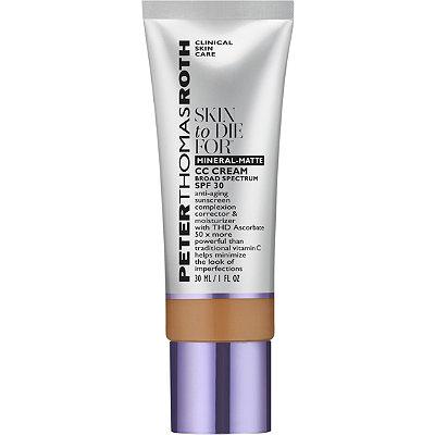 Skin To Die For Mineral-Matte CC Cream Broad Spectrum SPF 30