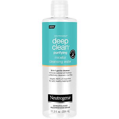 Deep Clean Purifying Micellar Water