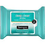 Neutrogena Deep Clean Purifying Micellar Towelettes