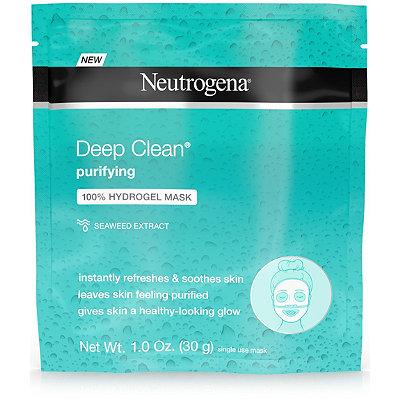 NeutrogenaDeep Clean Purifying Hydro Gel Mask