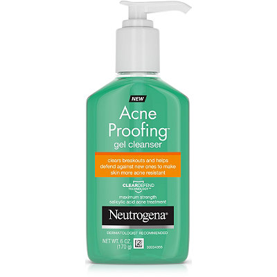 NeutrogenaAcne Proofing Gel Cleanser