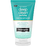 Neutrogena Deep Clean Purifying Cooling Gel Scrub