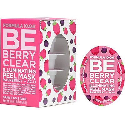 Be Berry Clear Pods