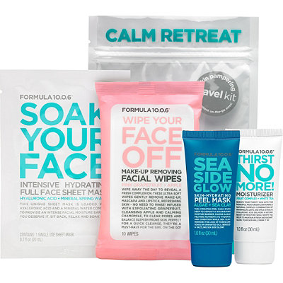 Calm Retreat Travel Kit