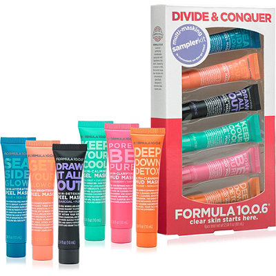 Divide & Conquer 6pc Multi Masking Sampler Kit