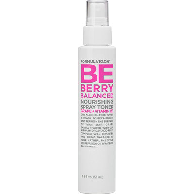 Formula 10.0.6Be Berry Balanced Grape + Vitamin B3 Nourishing Spray Toner