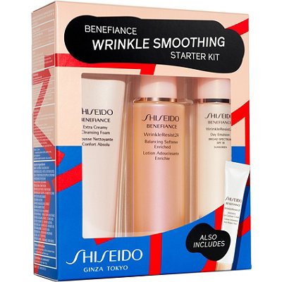 Benefiance Wrinkle Smoothing Starter Kit