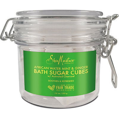 African Mint Bath Sugar Cubes