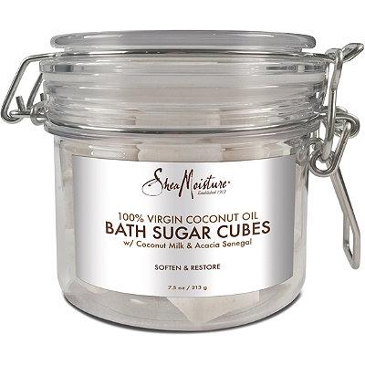 100% Virgin Coconut Oil Bath Sugar Cubes