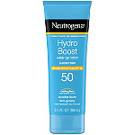 Neutrogena Hydro Boost Sunscreen SPF 50