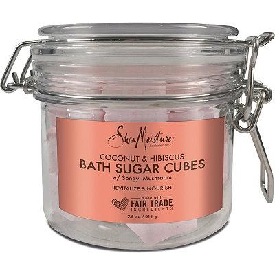 Coconut & Hibiscus Bath Sugar Cubes