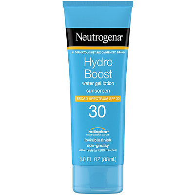 NeutrogenaHydro Boost Sunscreen SPF 30