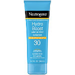 Neutrogena Hydro Boost Sunscreen SPF 30