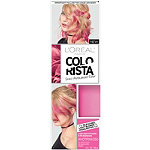L'Oréal Colorista Semi-Permanent for Light Blonde or Bleached Hair #HotPink