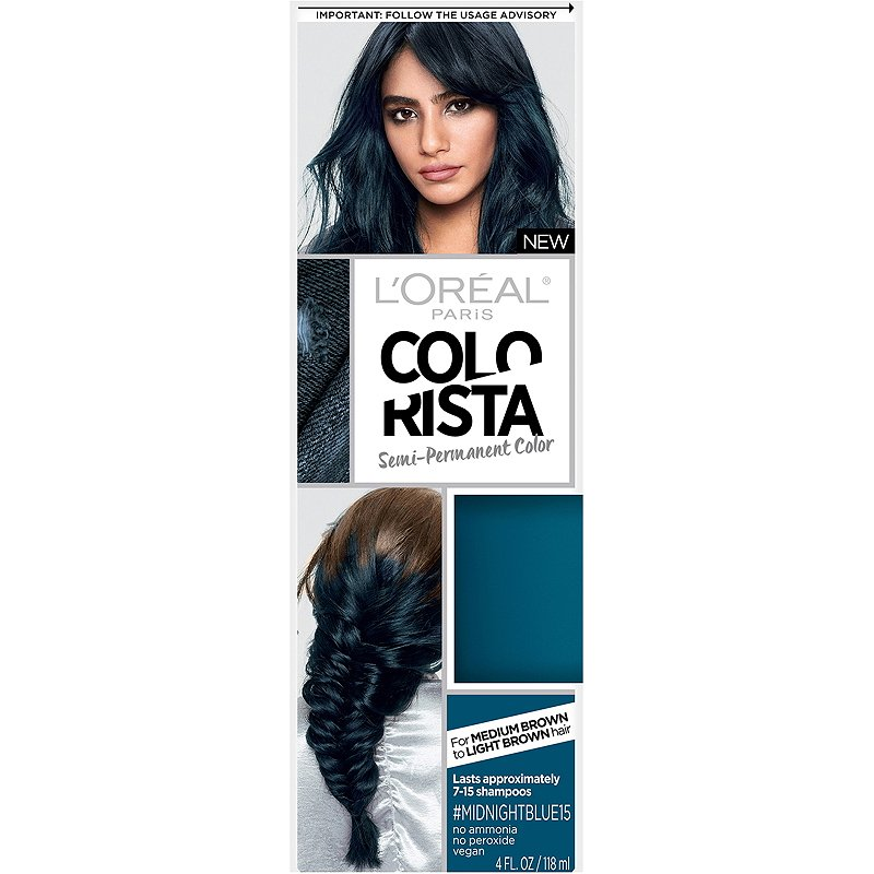 L Oreal Colorista Semi Permanent For Brunette Hair Ulta Beauty