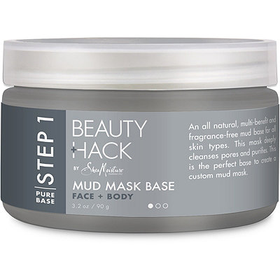 BeautyHack Face + Body Mud Mask