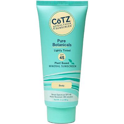 Pure Botanicals & Minerals Sunscreen SPF 45
