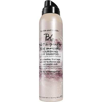 Tres Invisible Nourishing Dry Shampoo
