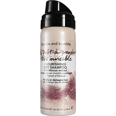 Travel Size Tres Invisible Nourishing Dry Shampoo