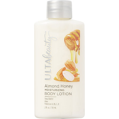 Travel Size Almond Honey Moisturizing Body Lotion
