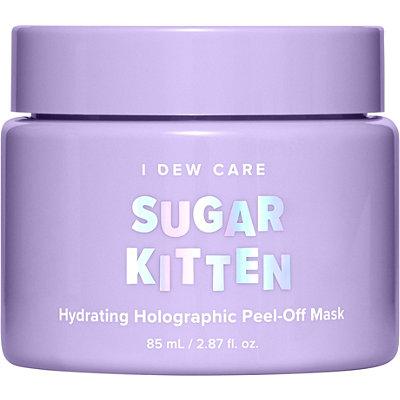 Sugar Kitten Hydrating Holographic Peel-Off Mask