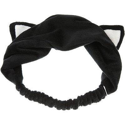 MEMEBOXI Dew Care Black Cat Headband