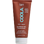 Organic Sunless Tan Firming Lotion