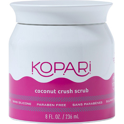 Online Only Coconut Crush Scrub