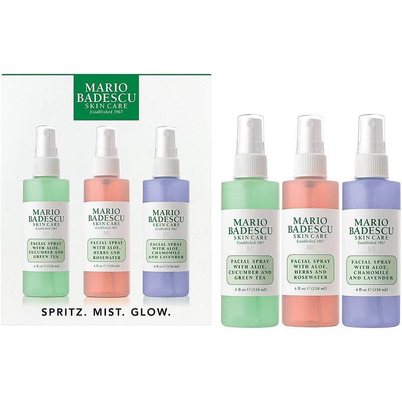 Spritz Mist Glow Set