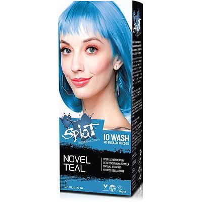10 Wash No Bleach Hair Color Kit