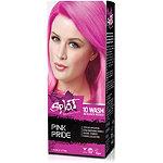 Splat 10 Wash No Bleach Hair Color Kit Pink Pride