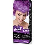 Splat 10 Wash No Bleach Hair Color Kit Violet Vixen