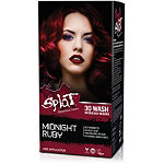 Splat 30 Wash No Bleach Hair Color Kit Ruby