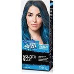 Splat 1 Wash No Bleach Hair Color Kit Bolder Blue