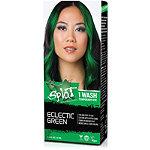 Splat 1 Wash No Bleach Hair Color Kit Electric Green
