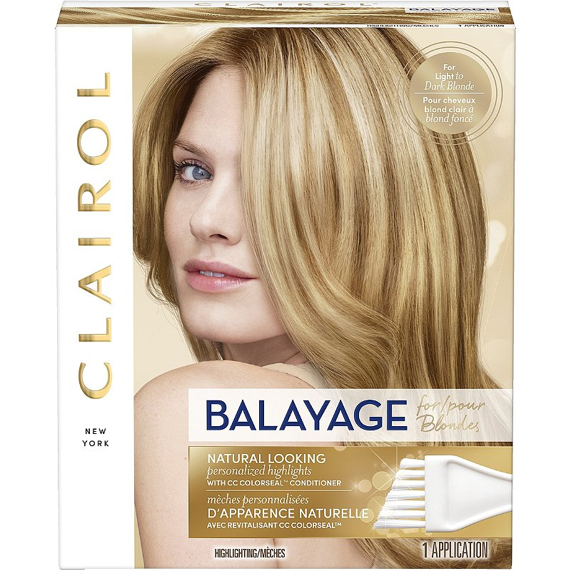 Clairol Nice N Easy Balayage For Blondes Ulta Beauty