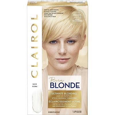Born Blonde Hair Color