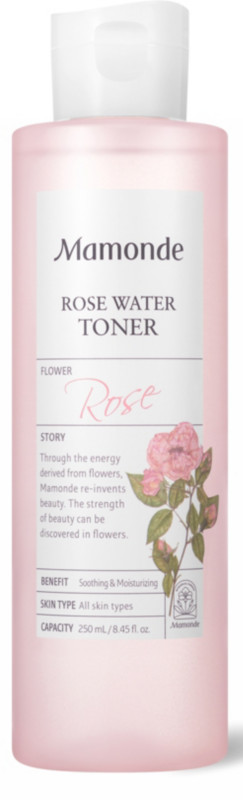Rose Water Toner by Mamonde