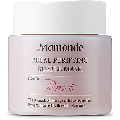 Petal Purifying Bubble Mask
