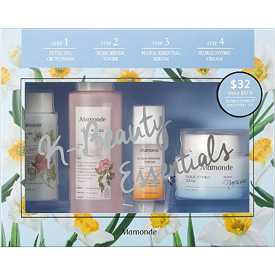 MamondeFloral Energy Discovery Set