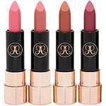 Online Only Mini Matte Lipstick 4 Pc Set (Nudes)