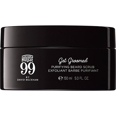 House 99 by David BeckhamGet Groomed Purifying Beard Scrub