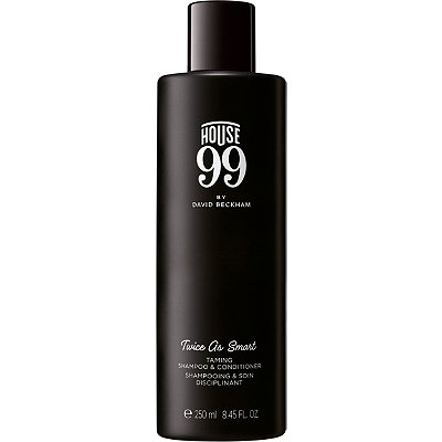 House 99 by David BeckhamTwice As Smart Taming Shampoo & Conditioner