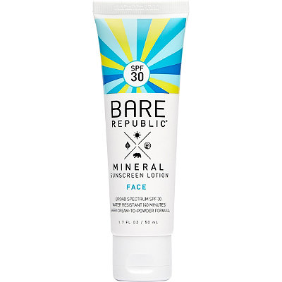 Mineral Face Lotion SPF 30